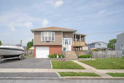 Lindenhurst Single Family Home For Sale: 612 S 5 Th St