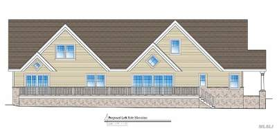 Blue Point Single Family Home For Sale: New # Middle Rd