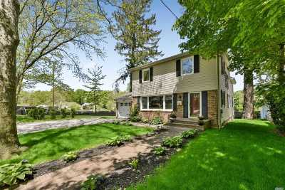 Great Neck Single Family Home For Sale: 113 Colonial Rd