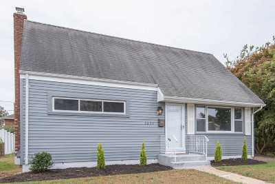 N. Bellmore Single Family Home For Sale: 2634 Magnolia Rd