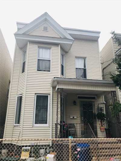 Elmhurst Multi Family Home For Sale: 84-25 52nd Ave