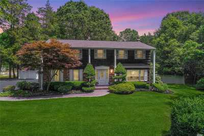 Dix Hills Single Family Home For Sale: 18 Tree Hollow Ln