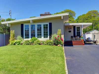 Amityville Single Family Home For Sale: 17 Central Ave