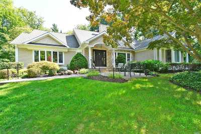 Lloyd Harbor Single Family Home For Sale: 346 West Neck Rd