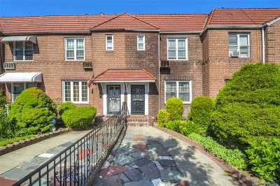 Jackson Heights Single Family Home For Sale: 32-54 78th St