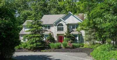 Setauket Single Family Home For Sale: 5 Martingale Ct