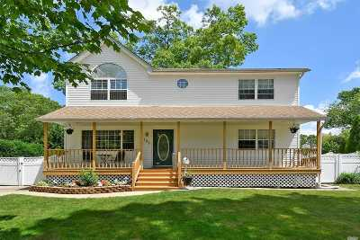West Islip Single Family Home For Sale: 125 Duffy Pl
