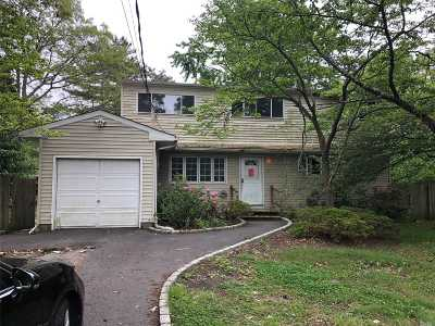 Holtsville Single Family Home For Sale: 14 Flushing St