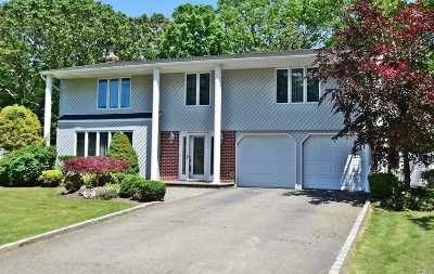 Hauppauge NY Single Family Home For Sale: $649,000