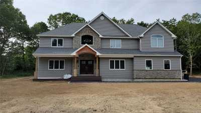 Patchogue Single Family Home For Sale: L-3.3 N Sunrise Service Rd