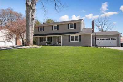 Nesconset Single Family Home For Sale: 17 Sun Hill Rd
