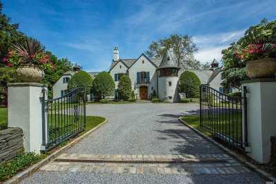 Lloyd Harbor Single Family Home For Sale: 279 Southdown Rd