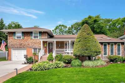 West Islip Single Family Home For Sale: 710 Tanglewood Rd