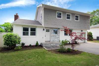 Commack Single Family Home For Sale: 148 Wicks Rd
