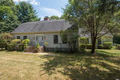 Brookhaven Single Family Home For Sale: 32 Chapel Ave
