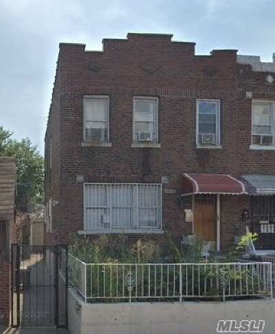 Multi Family Home For Sale: 101-10 31st Ave
