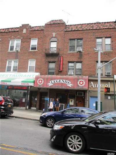 Jackson Heights Multi Family Home For Sale: 71-04 35 Ave