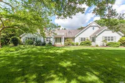 Remsenburg Single Family Home For Sale: 9 Tuthill Ln