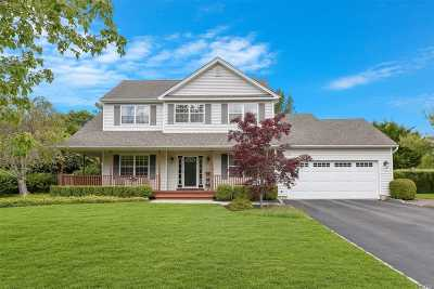 Moriches Single Family Home For Sale: 36 Paige Ln