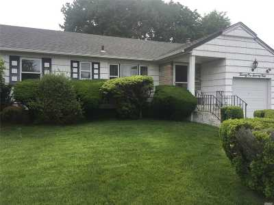 East Meadow Single Family Home For Sale: 2174 Central Dr