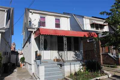 Flushing Multi Family Home For Sale: 61-25 157th Street