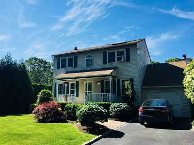 Mastic Single Family Home For Sale: 32 Carlin Dr