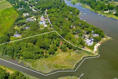 Cutchogue Single Family Home For Sale: 2880 Harbor Ln