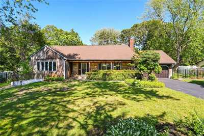 S. Setauket Single Family Home For Sale: 32 Arbor Ridge Ln