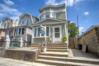 Woodhaven Single Family Home For Sale: 89-39 89th St