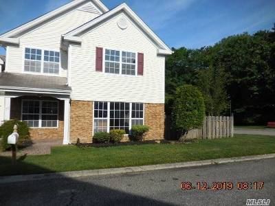 Middle Island Condo/Townhouse For Sale: 11 Lavern Dr