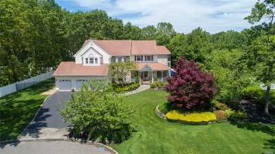 Setauket Single Family Home For Sale: 10 Scholar Pl