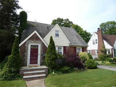 Baldwin Single Family Home For Sale: 484 Marie St