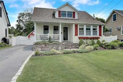 Islip Single Family Home For Sale: 22 Hemlock St
