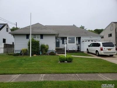 N. Babylon Single Family Home For Sale: 12 Gaulton Dr