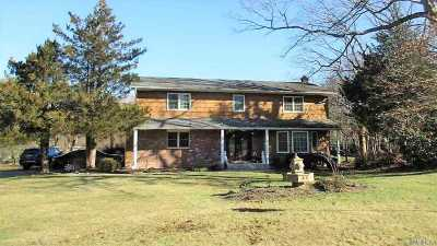 Melville Single Family Home For Sale: 12 Wintergreen Dr W