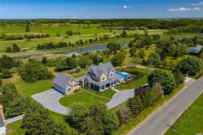 Peconic Single Family Home For Sale: 325 Wells Rd