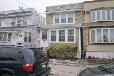 Ozone Park Single Family Home For Sale: 104-19 Rosita Rd