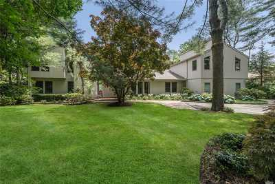 Syosset Single Family Home For Sale: 14 Rodeo Cir
