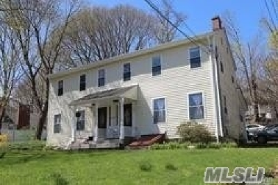 Huntington Rental For Rent: 178 Woodhull Rd