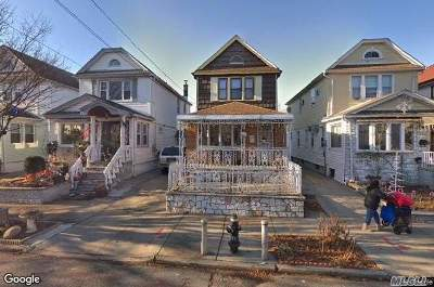 Queens Village Single Family Home For Sale: 90-24 211 St