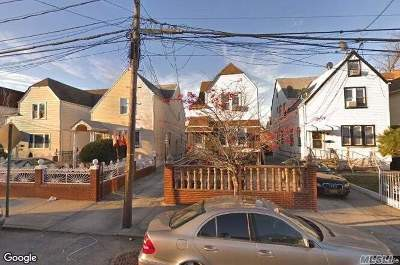 Queens Village Single Family Home For Sale: 94-08 210 St