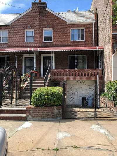 Elmhurst Multi Family Home For Sale: 85-29 52nd Ave
