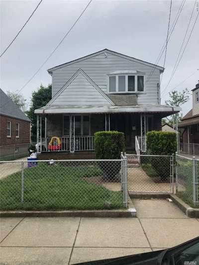 Valley Stream Single Family Home For Sale: 206 Ash St