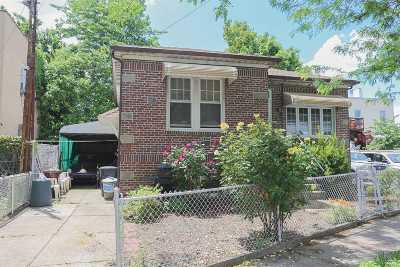 Woodside Single Family Home For Sale: 66-20 Garfield Ave
