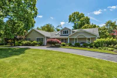 Glen Head Single Family Home For Sale: 11 Wedgewood Ct