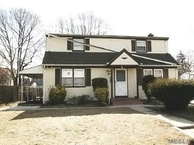Amityville Single Family Home For Sale: 21 Grant Ave