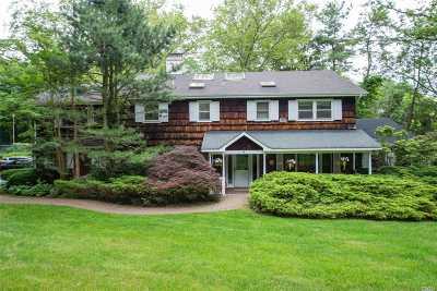Melville Single Family Home For Sale: 19 Reservoir Rd