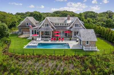Montauk Single Family Home For Sale: 32 Old Montauk Hwy