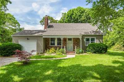 East Islip Single Family Home For Sale: 195 Jefferson St