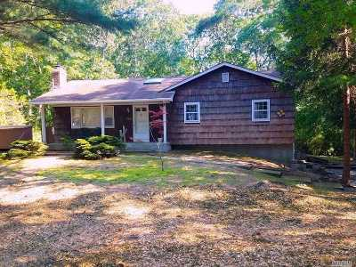 Hampton Bays Single Family Home For Sale: 57 Ocean Ave